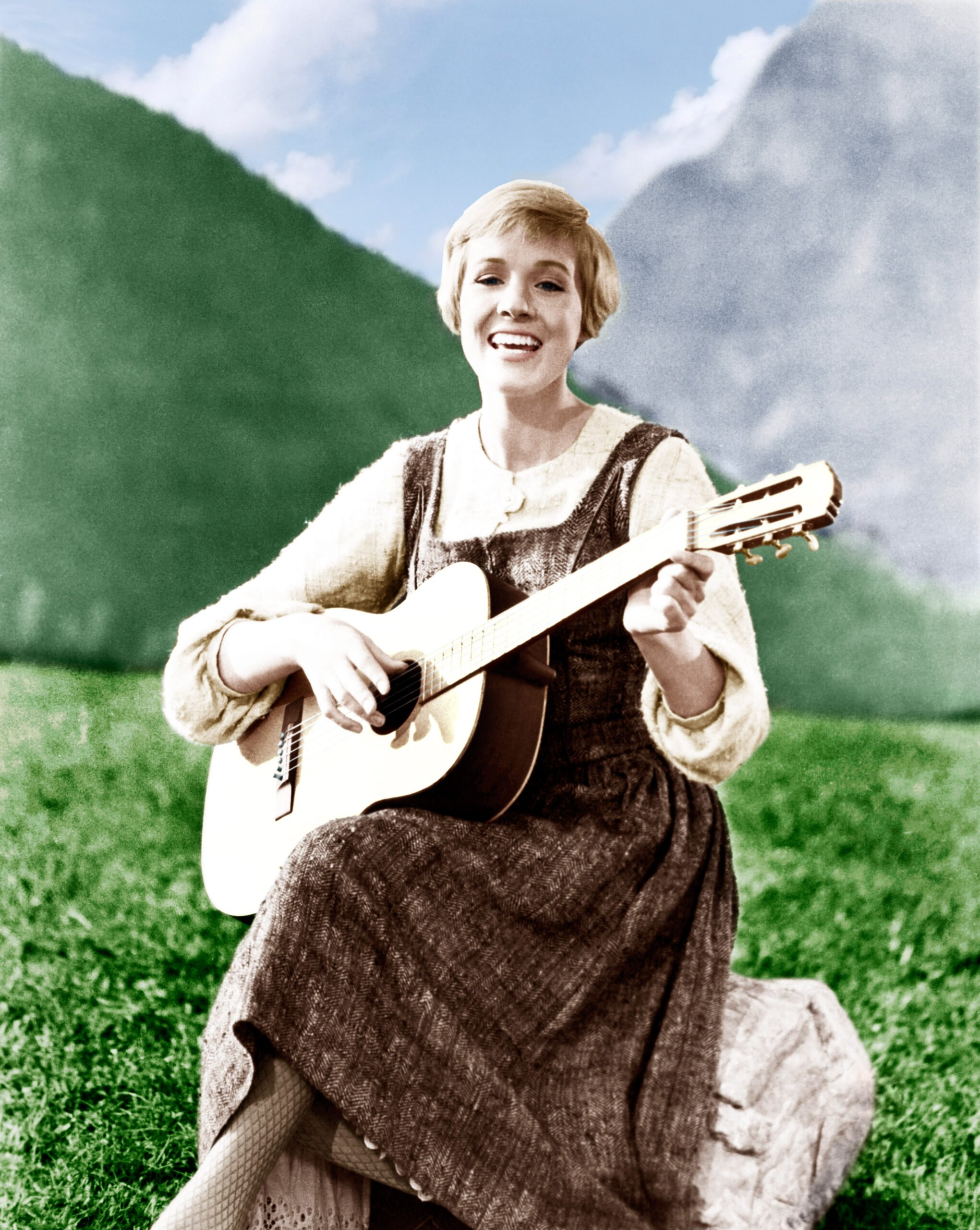 Why Julie Andrews Was Almost Not Cast In 'The Sound Of Music'