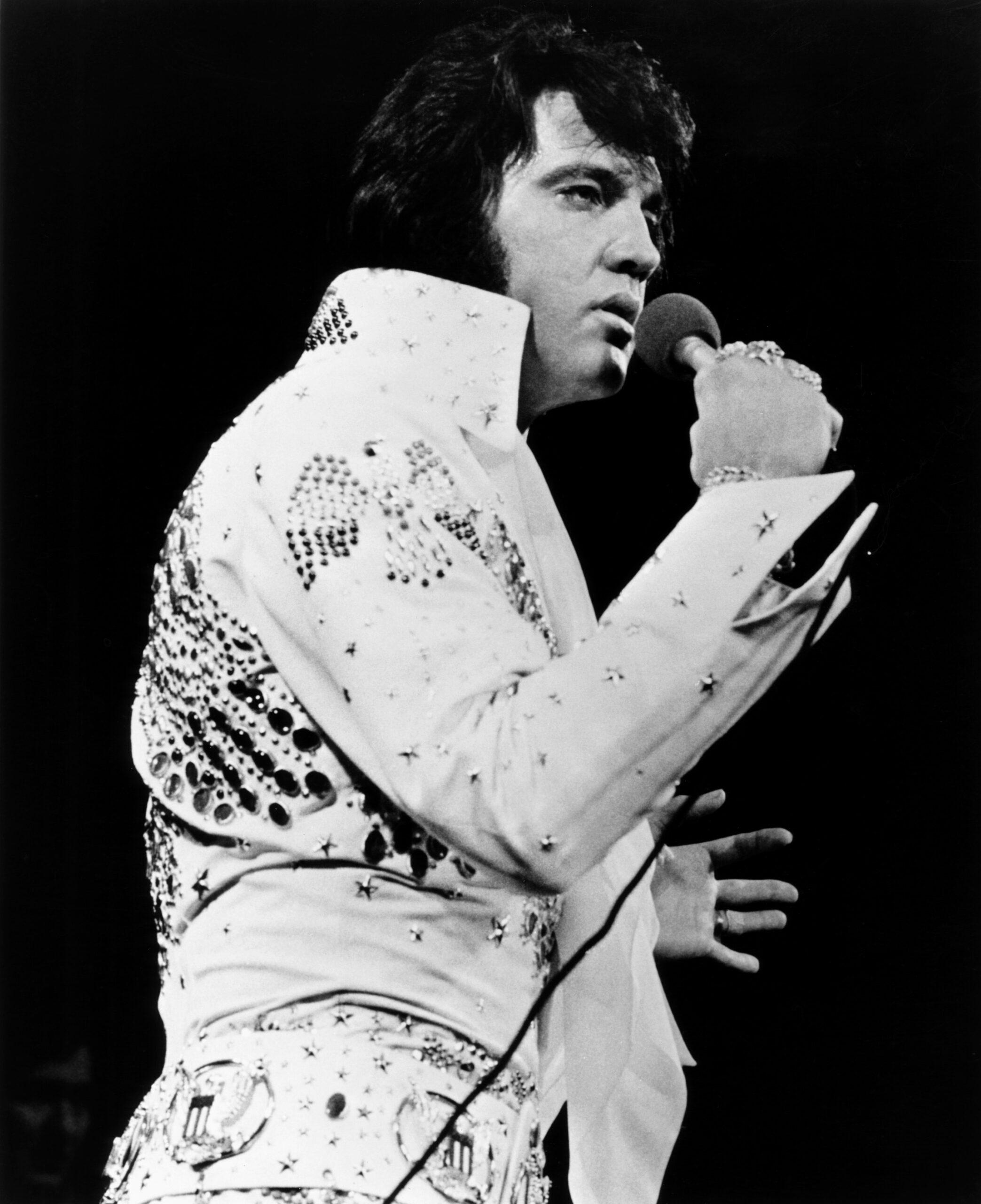 Former Girlfriend Of Elvis Presley States 'He Knew He Would Die At 42'