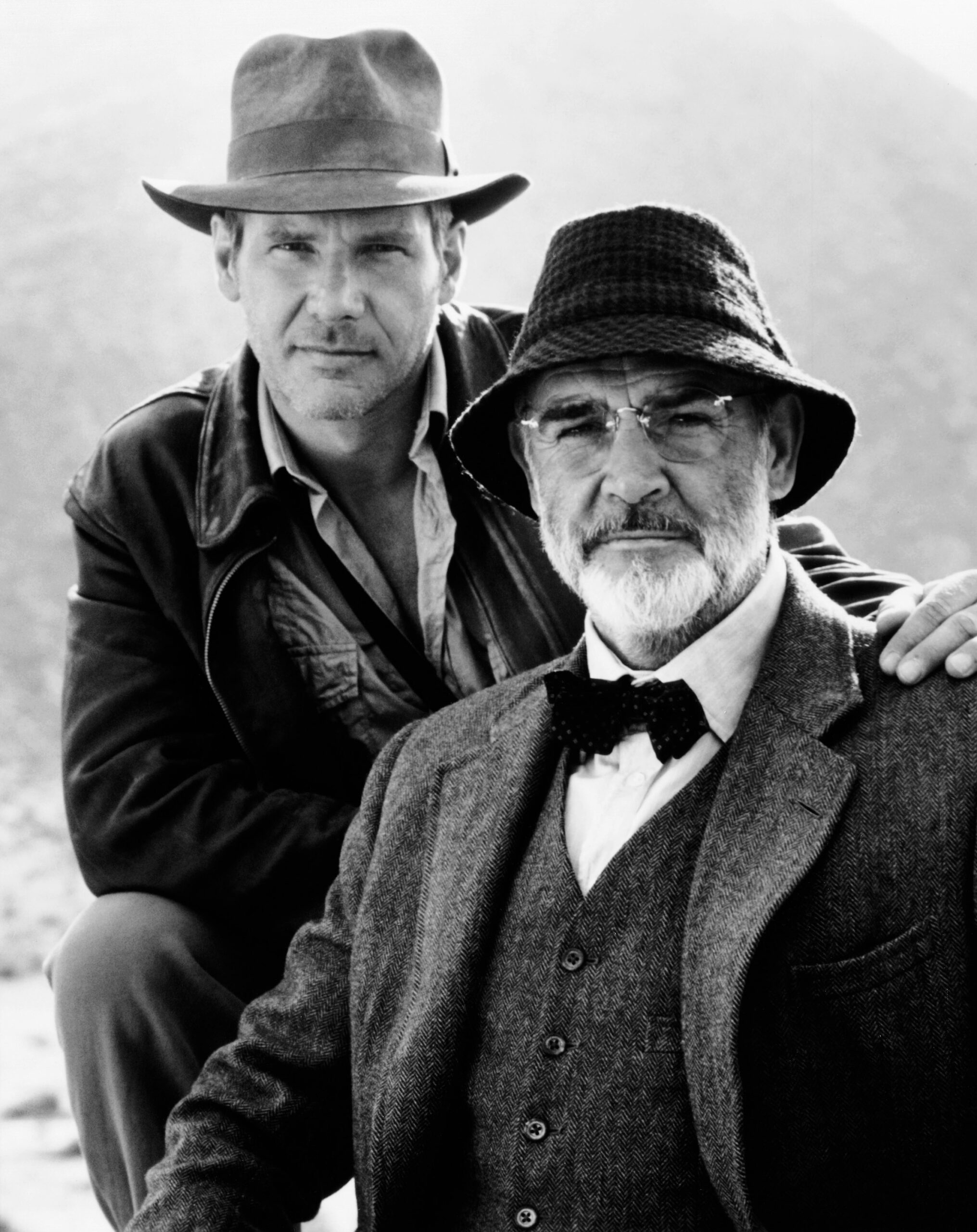 Harrison Ford Remembers Fun Friendship With 'Indiana Jones' Co-Star Sean Connery