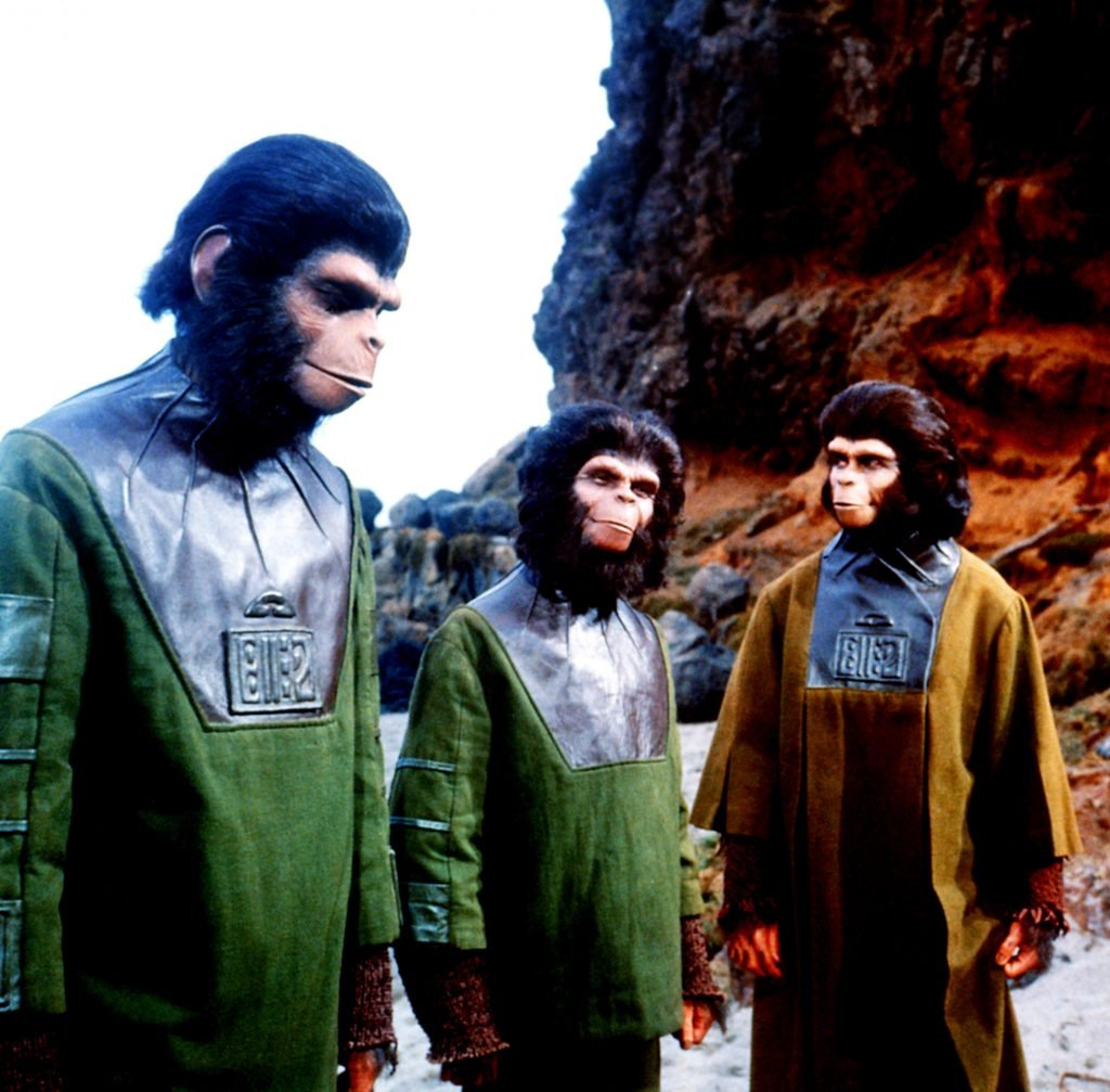 roddy-mcdowall-lou-wagner-and-kim-hunter-in-planet-of-the-apes