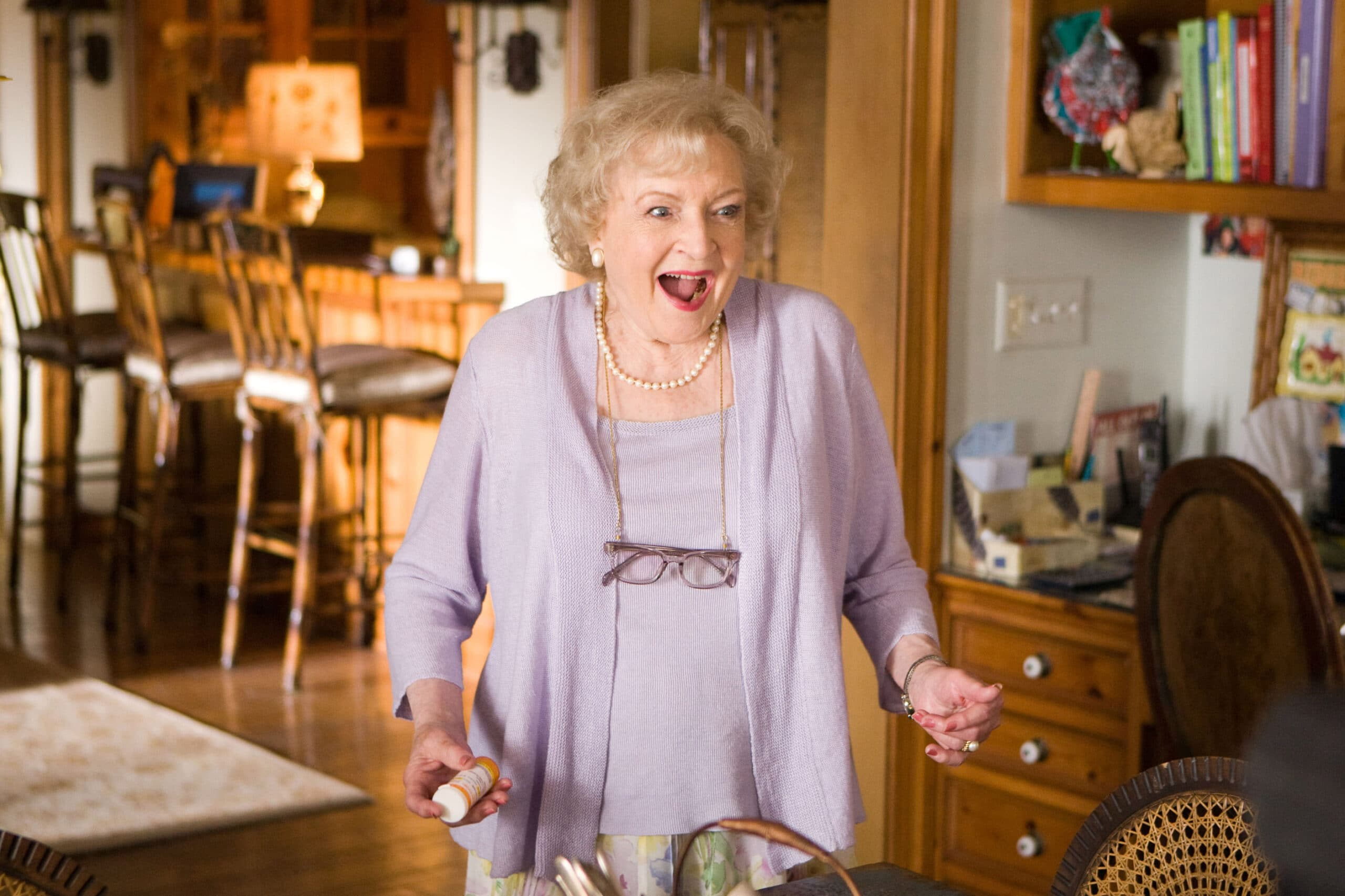 Why Betty White's Friends Are So Excited To Celebrate The Last 'Golden Girl's 99th Birthday
