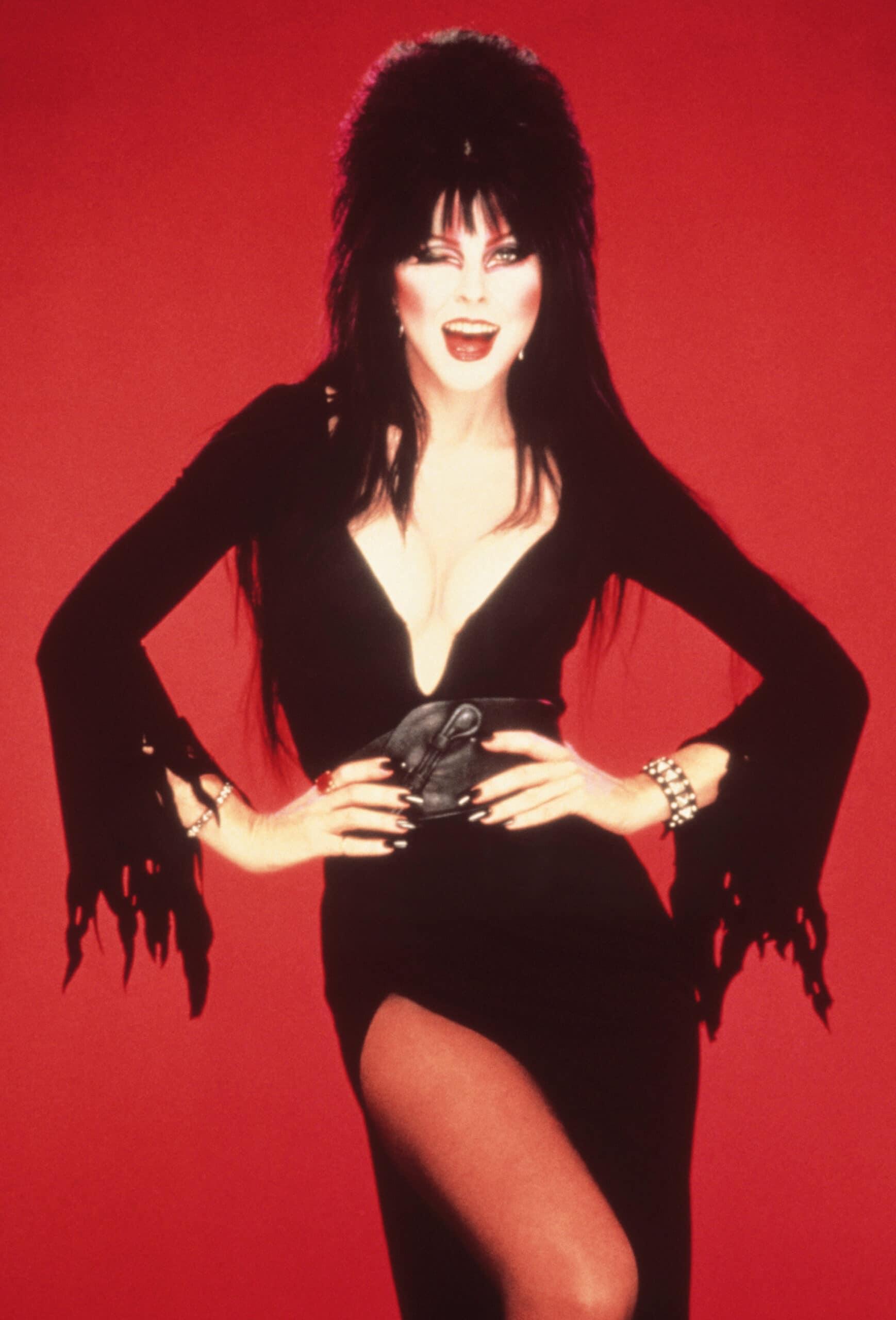 See Ageless 69-Year-Old Elvira, Mistress Of The Dark, In New Halloween Video