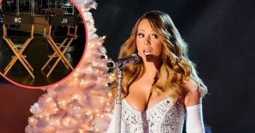 Mariah Carey teases special guests for upcoming Christmas special
