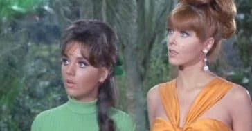 Mary Ann and Ginger