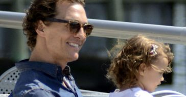 Matthew McConaughey has simple rules for his children