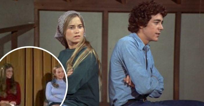 Maureen McCormick was jealous of Rita Wilson on The Brady Bunch