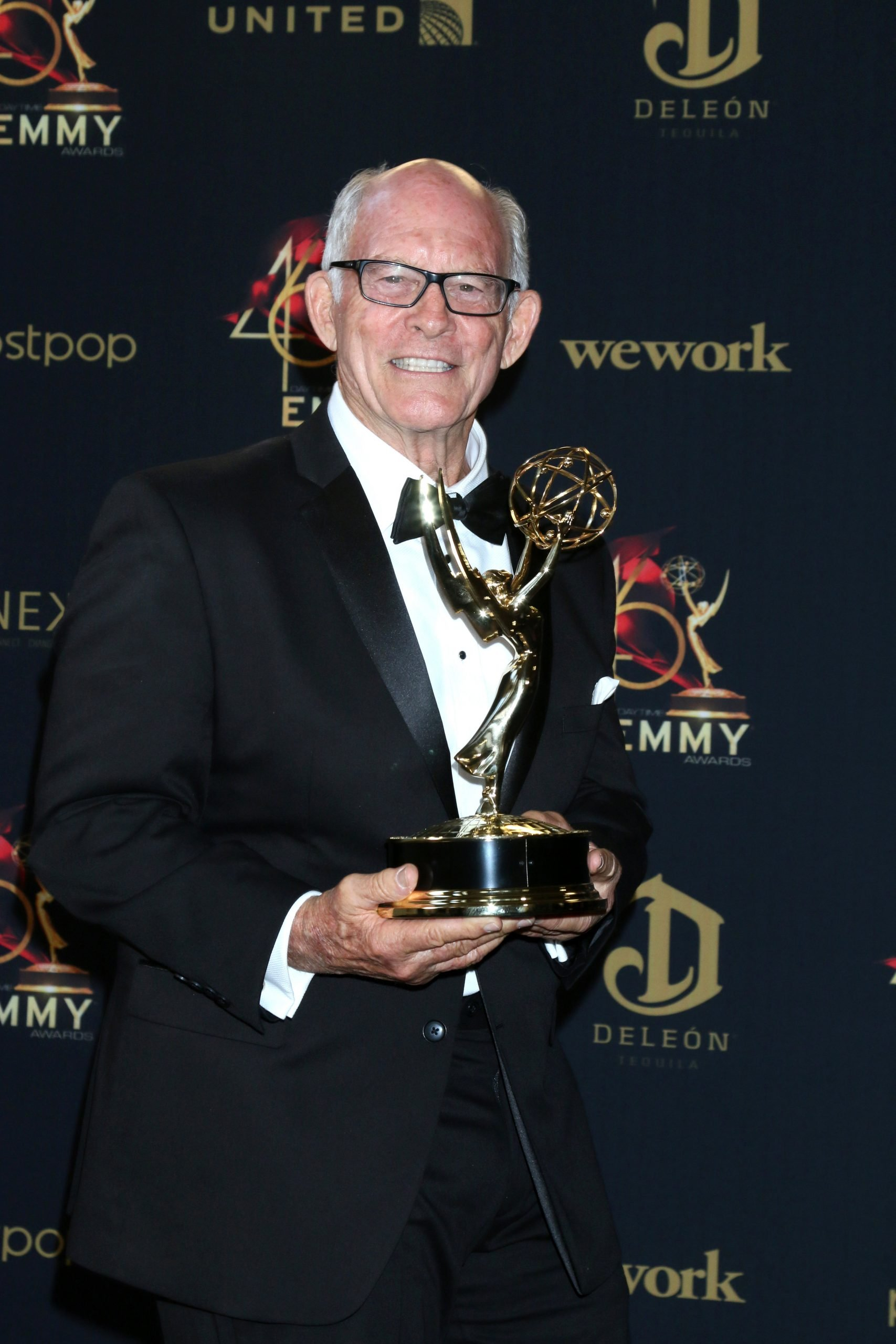 Max Gail at the 2019 Daytime Emmy Awards