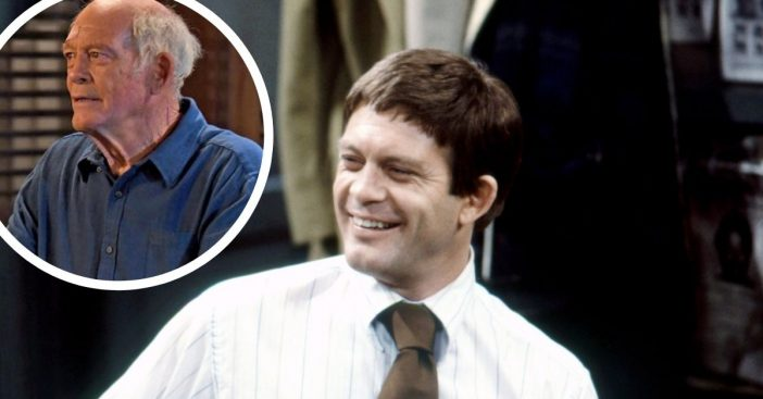 Max Gail then and now