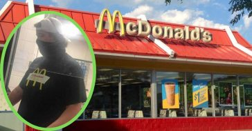 McDonald's Worker Pays For Mom's Meal When She Forgets Her Purse, She Pays Him Back Big