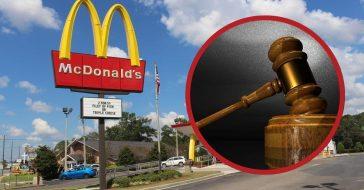 McDonald's faces accusations of unfair treatment