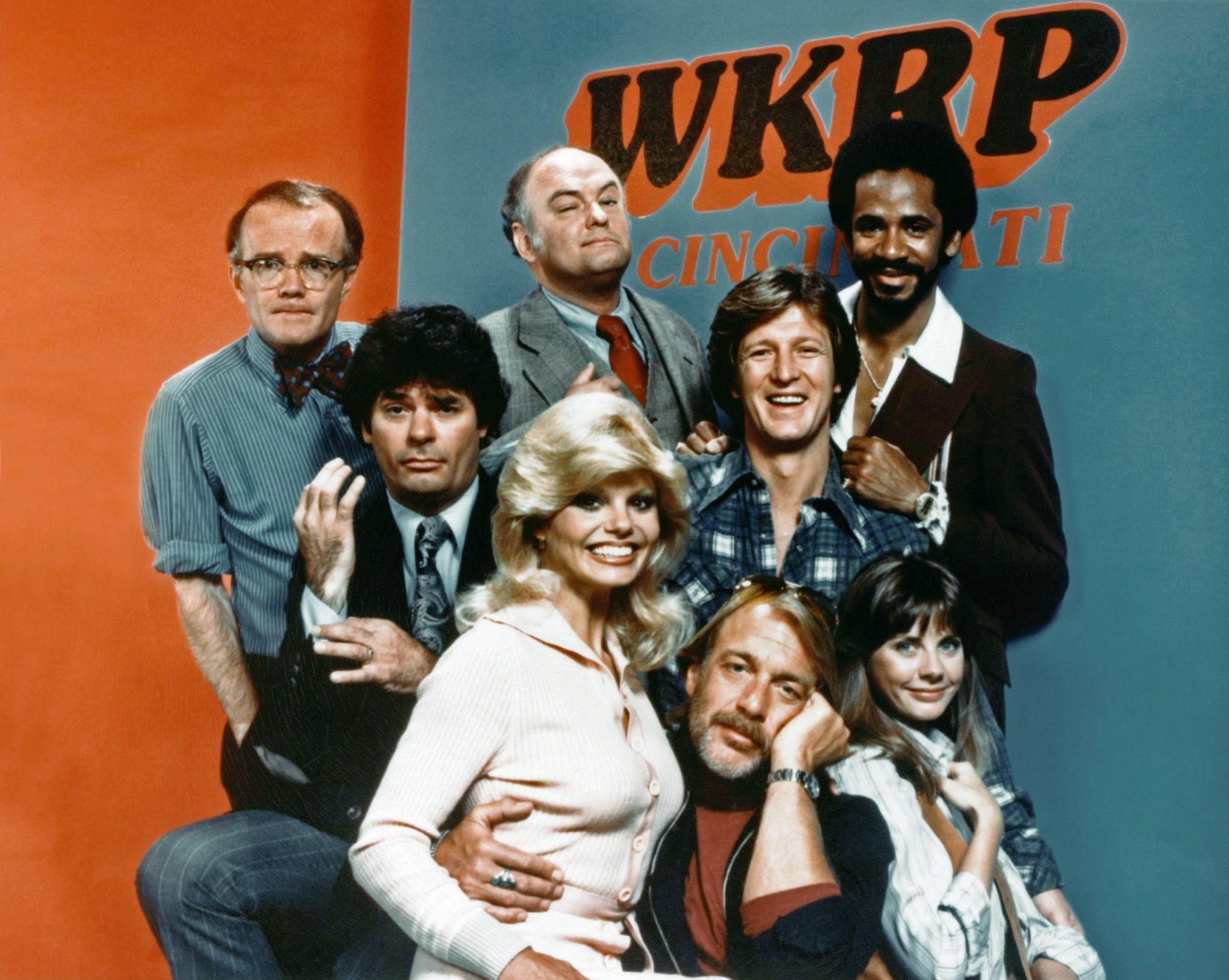 Meet the staff of WKRP in Cincinnati