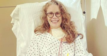 Melissa Gilbert shares the results of her fourth spinal surgery