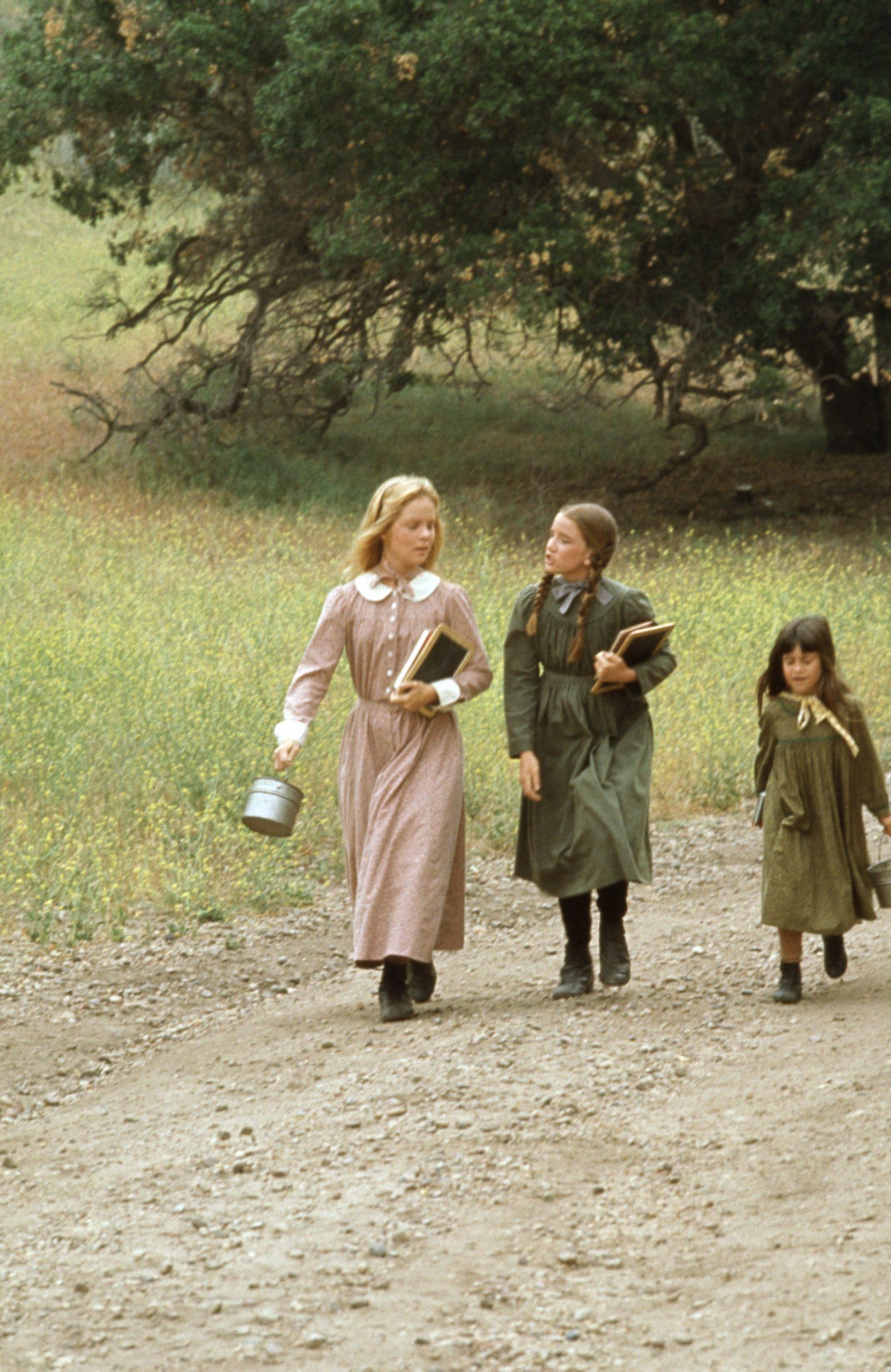 Melissa Sue Anderson, Melissa Gilbert, and Lindsay Sidney