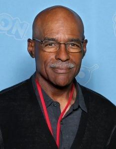 Michael Dorn broke into acting and stayed there
