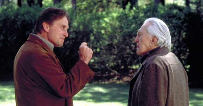 Michael Douglas and Catherine Zeta Jones pay tribute to the late Kirk Douglas on his birthday