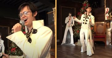 Michigan Teen With Down Syndrome Is A Successful Elvis Tribute Artist