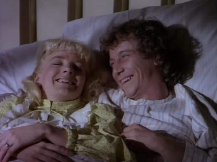 'Little House On The Prairie': Alison Arngrim And Steve Tracy Loved Grossing Out Melissa Gilbert With Over-The-Top PDA