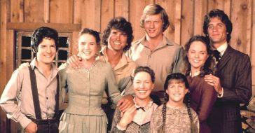One actor wore lifts on set of Little House on the Prairie