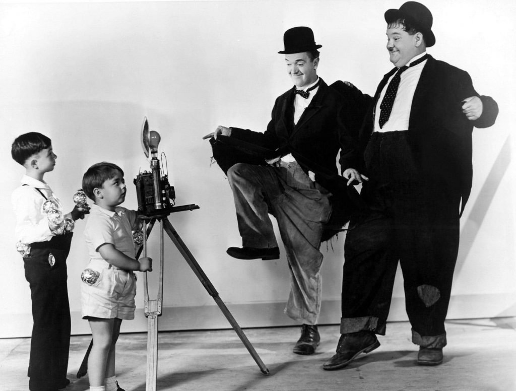 the-little-rascals-meet-laurel-and-hardy