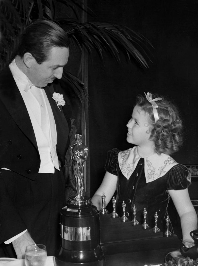 shirley-temple-walt-disney