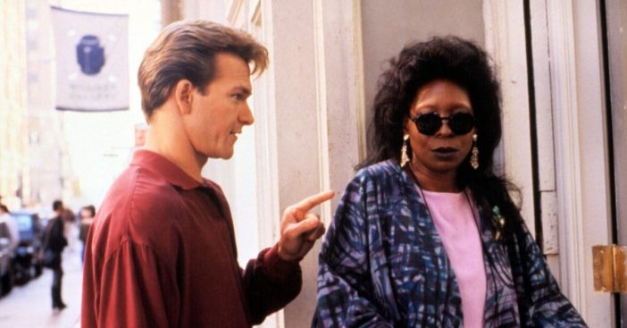 Patrick Swayze helped Whoopi Goldberg get her role in Ghost