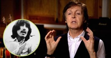 Paul McCartney Claims He Speaks To Late George Harrison Through This Tree