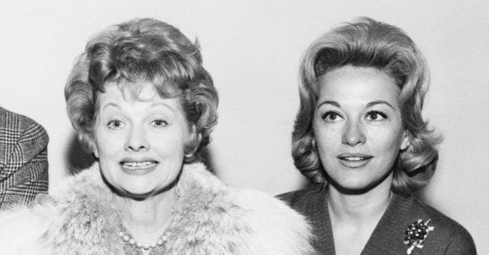 Paula Stewart talks about her friend Lucille Ball