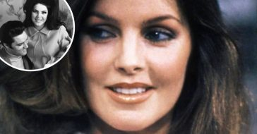 Priscilla was reportedly not allowed to keep the Presley name