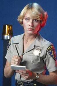 Randi Oakes started as a guest on CHiPs