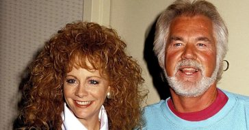 Reba McEntire talks about how Kenny Rogers helped her heal after her band died in a plane crash