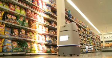 Robots won't scan shelf inventory anymore