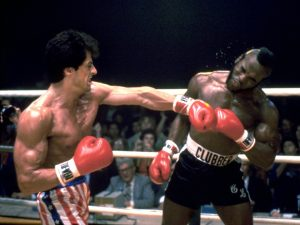 """Rocky III now inspires people to sing """"Eye of the Tiger"""""""