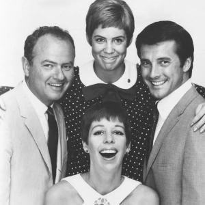 Roger Beatty met great success working on The Carol Burnett Show