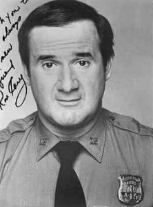 Ron Carey from Barney Miller