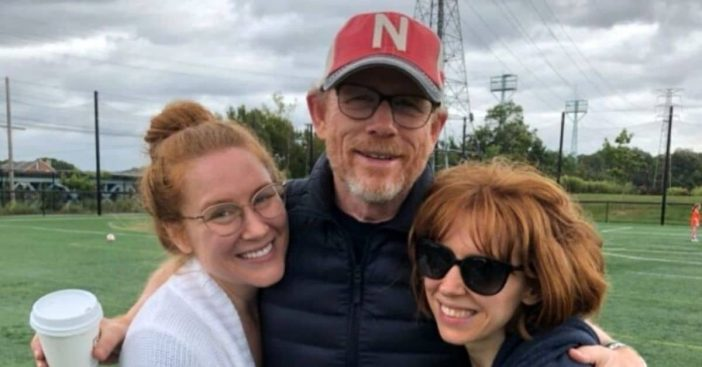 Ron Howard daughter Paige talks about growing up with a famous dad