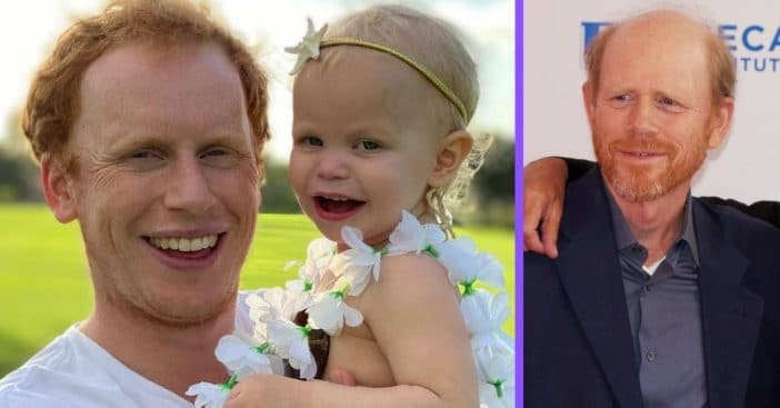Ron Howard's Son Is Enjoying Dad Life To The Fullest In New Photos With His Daughter