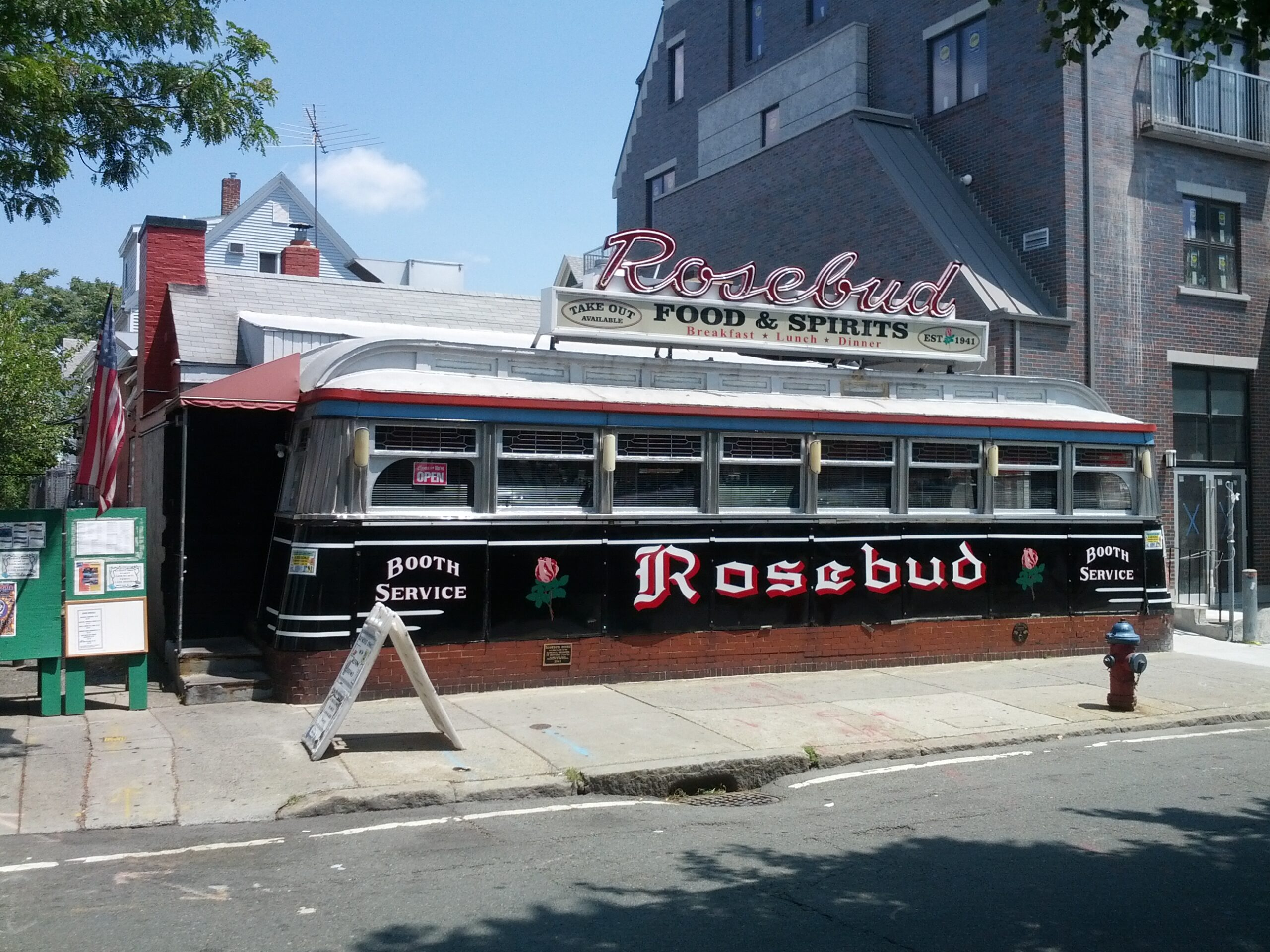 Rosebud Diner