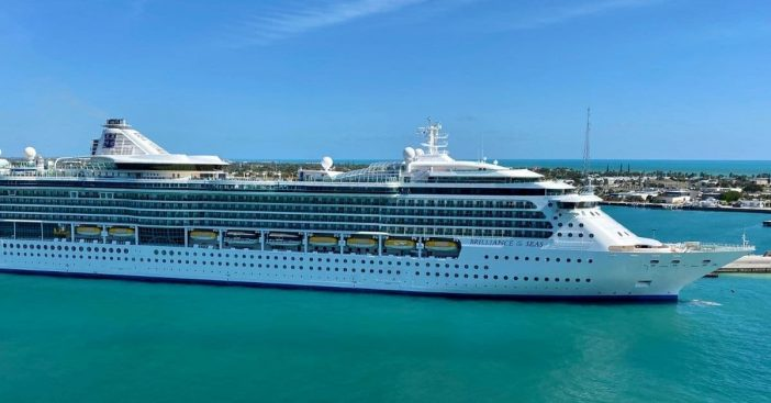Royal Caribbean using volunteers to test safety protocols during pandemic