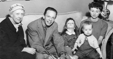 don-knotts-and-family