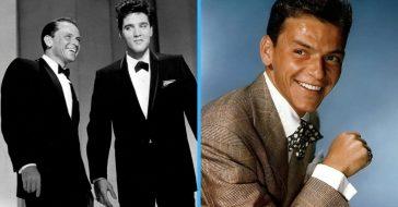 Sinatra and Presley