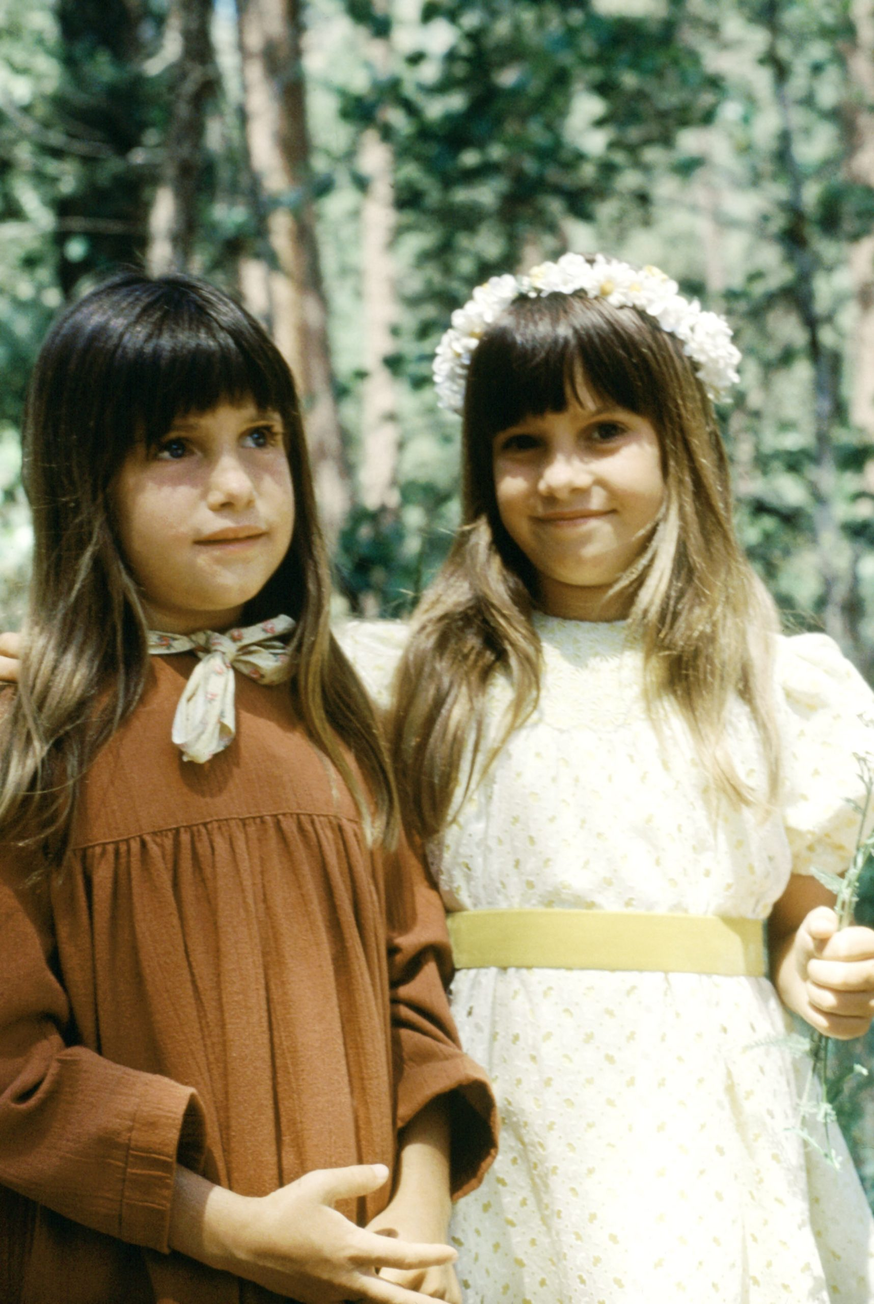 Sometimes, viewers could see subtle differences based on who played Carrie Ingalls