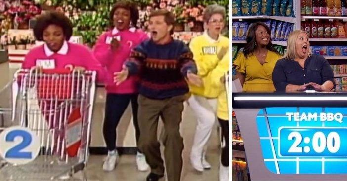 Supermarket Sweep reboot begins in October