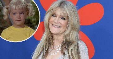 Susan Olsen had a lisp in real life