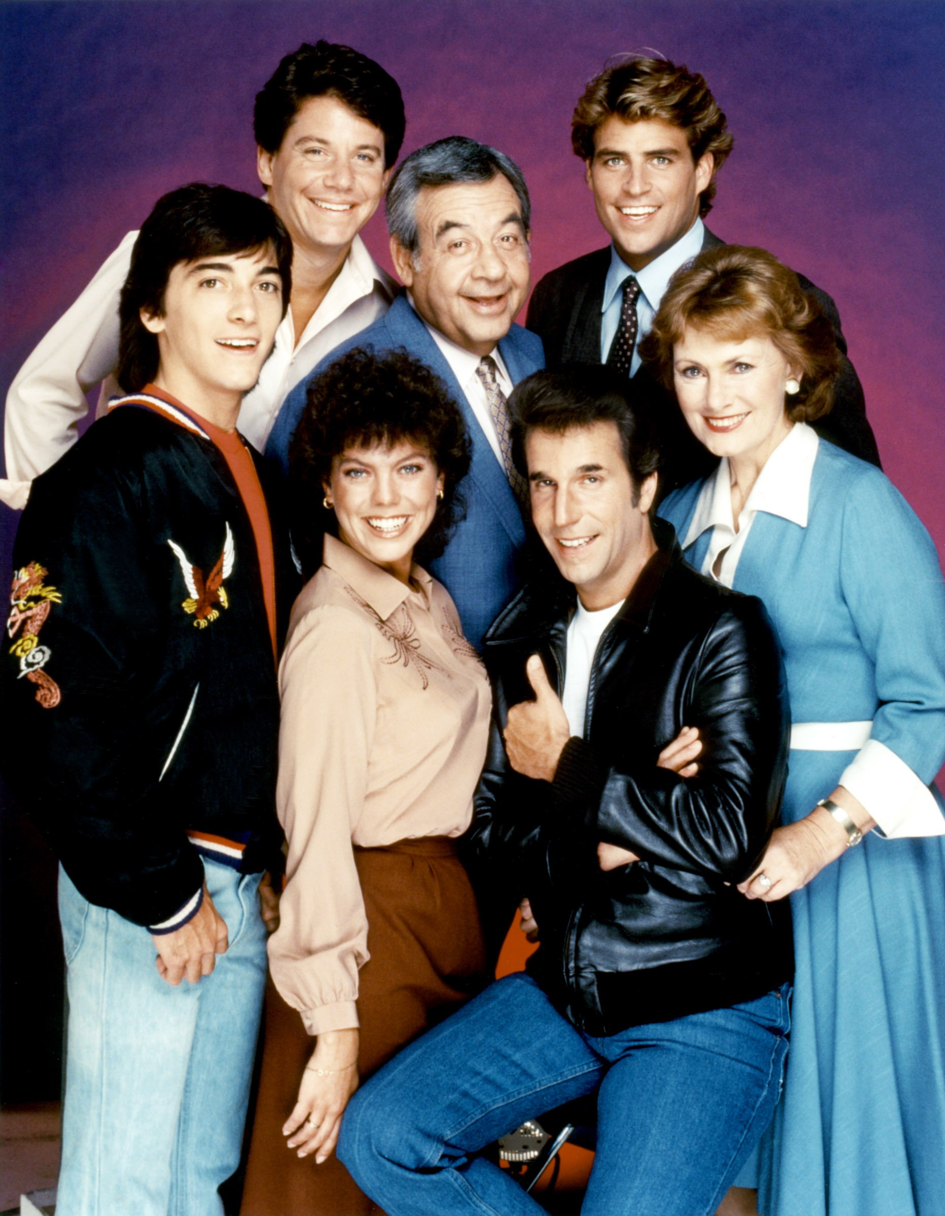 'Happy Days' Cast Reunites For Virtual Table Read