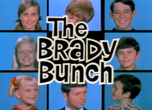 The Brady Bunch originally had the title Yours, Mine, and Ours, an identical name to a new comedy movie
