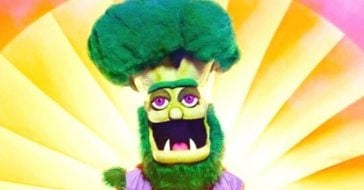 The Broccoli on The Masked Singer was revealed to be this legendary crooner