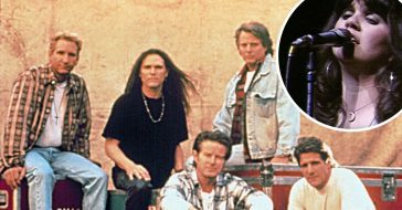 The Eagles started out by touring with Linda Ronstadt