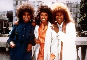 The Pointer Sisters in Paris
