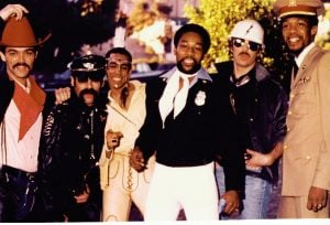The Village People famously dressed in unique outfits for their songs