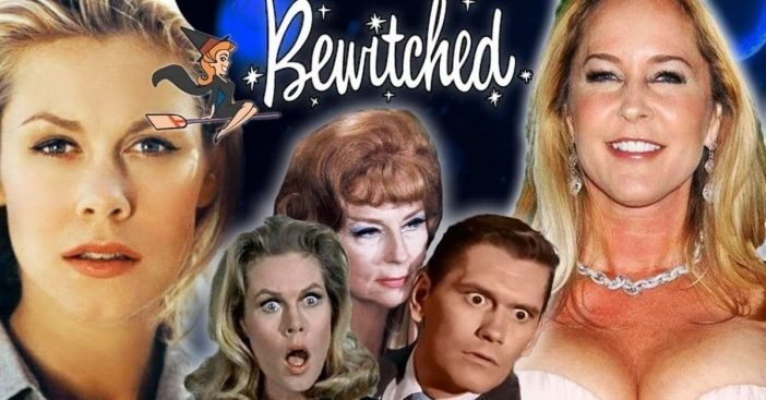The cast of 'Bewitched' then and now
